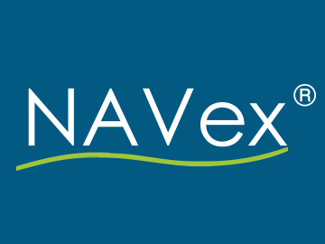 NAVex Latvia website design
