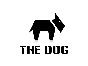 The Dog - logo