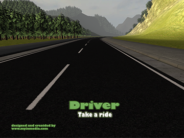 Unity 3D game - Driver